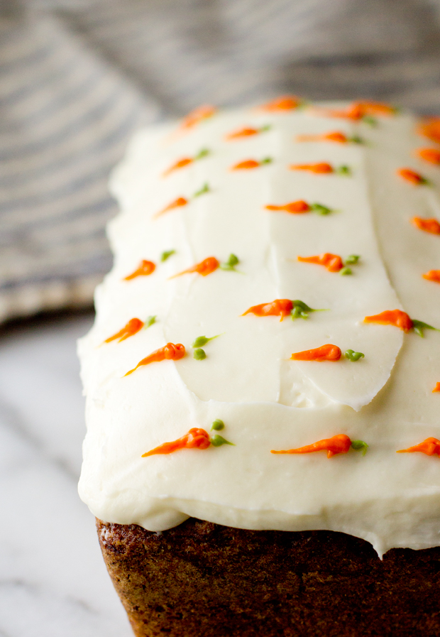 Butter Icing For Carrot Cake
