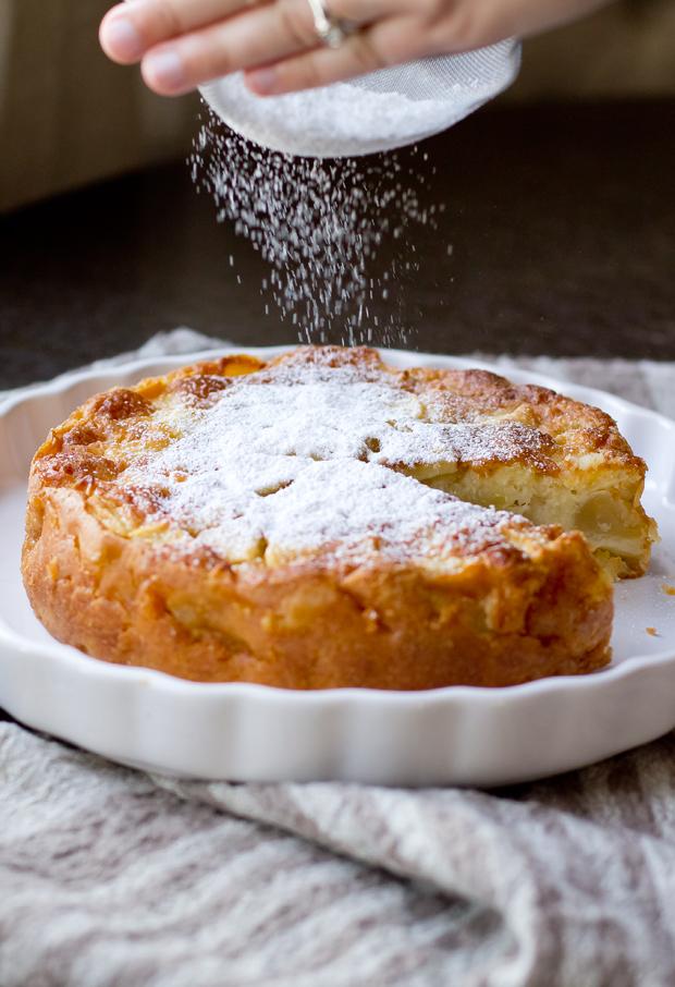 Dorie Greenspan Apple Cake